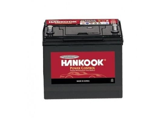 Μπαταρία αυτοκινήτου Hankook MF25-550 - 12V 60Ah - 550CCA(EN) εκκίνησης