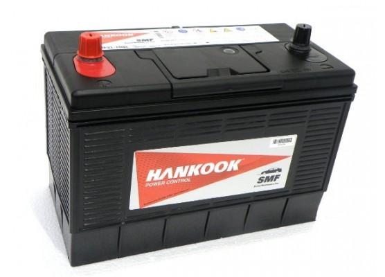 Μπαταρία Hankook MF31-1000 - 12V 105Ah - 1000CCA(SAE) εκκίνησης