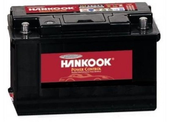 Μπαταρία αυτοκινήτου Hankook MF54322 - 12V 45Ah - 450CCA(EN) εκκίνησης
