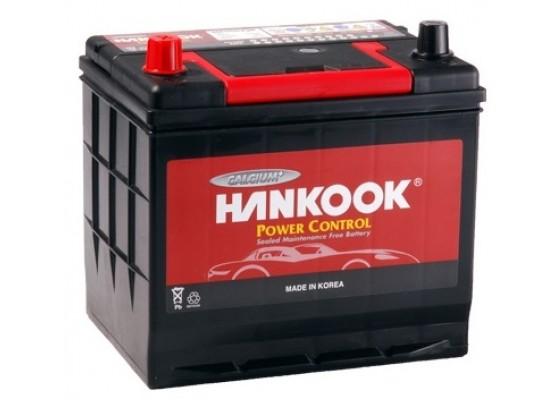 Μπαταρία αυτοκινήτου Hankook MF55D23R - 12V 60Ah - 550CCA(SAE) εκκίνησης