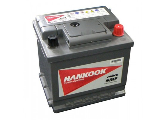 Μπαταρία αυτοκινήτου Hankook MF54459 - 12V 44Ah - 390CCA(EN) εκκίνησης