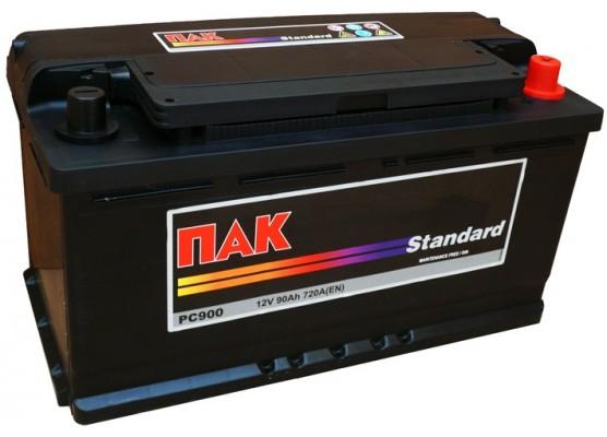 Μπαταρία αυτοκινήτου Πακ Standard PC900 - 12V 90 Ah - 720CCA A(EN) εκκίνησης