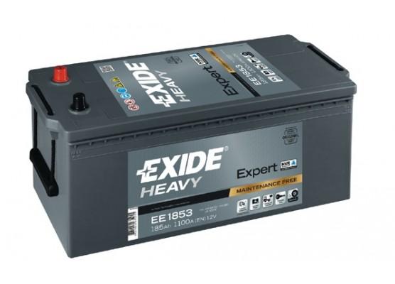 Μπαταρία Exide Expert EE1853 - 12V 185Ah - 1100CCA A(EN) εκκίνησης