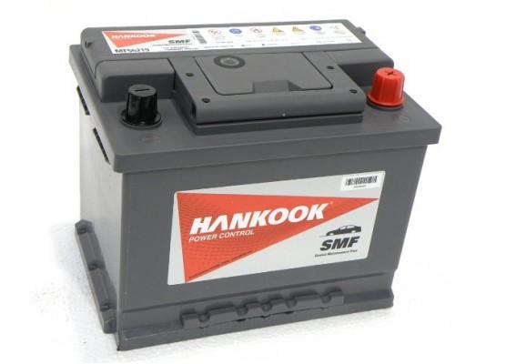 Μπαταρία αυτοκινήτου Hankook MF56219 - 12V 62Ah - 540CCA(EN) εκκίνησης