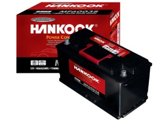 Μπαταρία αυτοκινήτου Hankook MF57220 - 12V 72Ah - 610CCA(EN) εκκίνησης