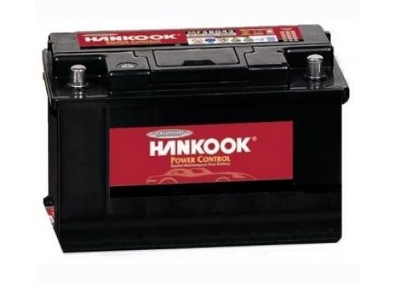 Μπαταρία αυτοκινήτου Hankook MF57113 - 12V 72Ah - 640CCA(EN) εκκίνησης