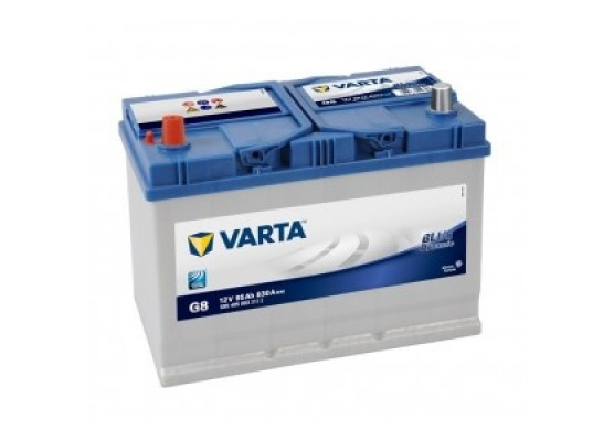Μπαταρία αυτοκινήτου Varta Blue G8 - 12V 95 Ah - 830CCA A(EN) εκκίνησης