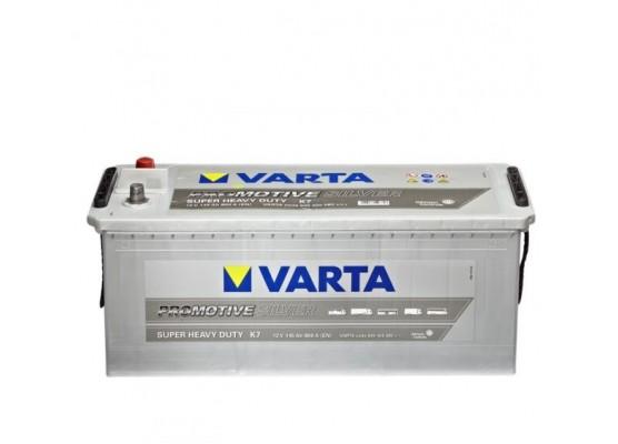 Μπαταρία Varta Promotive Silver K7 - 12V 145 Ah - 800CCA A(EN) εκκίνησης