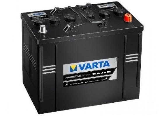 Μπαταρία Varta Promotive Black J1 - 12V 125 Ah - 720CCA A(EN) εκκίνησης