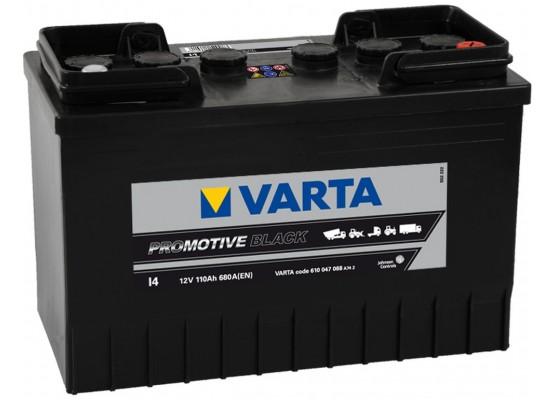 Μπαταρία Varta Promotive Black I4 - 12V 110 Ah - 680CCA A(EN) εκκίνησης