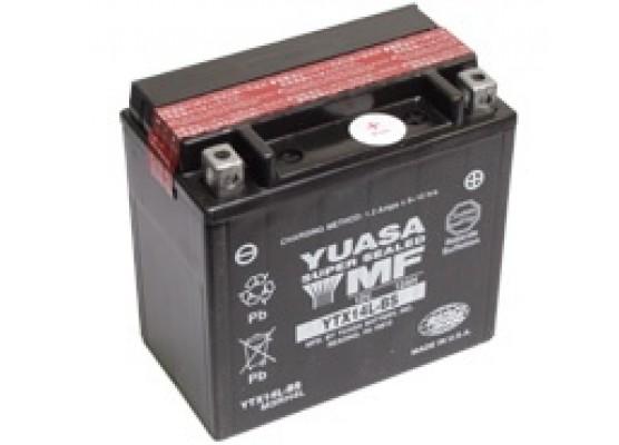 Μπαταρία μοτοσυκλετών YUASA Maintenance Free YTX14L-BS - 12V 12 (10HR)Ah - 200 CCA(EN) εκκίνησης