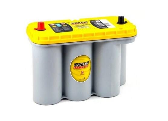 Μπαταρία εκκίνησης και εκφόρτισης Optima yellow top YTS 5.5 , 12V 75Ah - 975 CCA A(EN) εκκίνησης