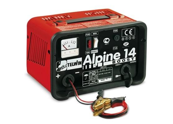 Φορτιστής μπαταριών Telwin ALPINE 14 BOOST - 12V P.N. 807543