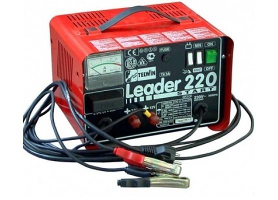 Φορτιστής - Εκκινητής Telwin LEADER 220 START P.N. 807550