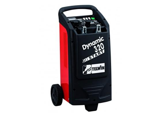 Φορτιστής - Εκκινητής Telwin DYNAMIC 320 START P.N. 829381