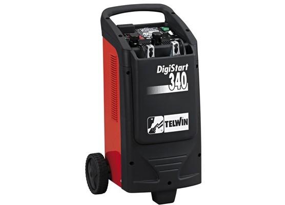 Φορτιστής - Εκκινητής Telwin DIGISTART 340 P.N. 829327