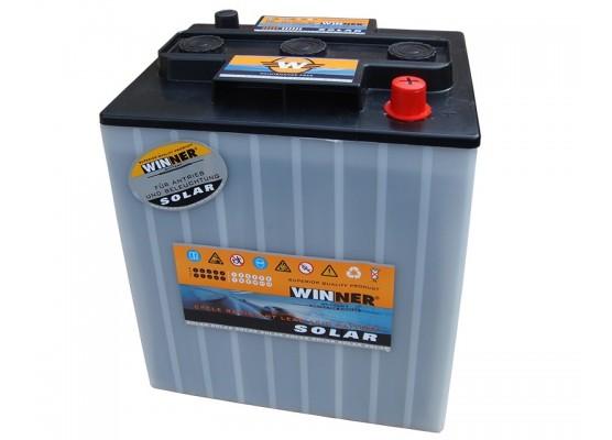 Μπαταρία βαθιάς εκφόρτισης Winner Solar W6 - 6V 240Ah (C20)