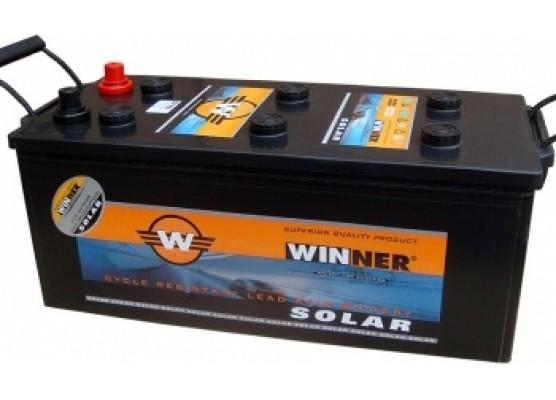 Μπαταρία βαθιάς εκφόρτισης Winner Solar W140 - 12V 140Ah (C20)