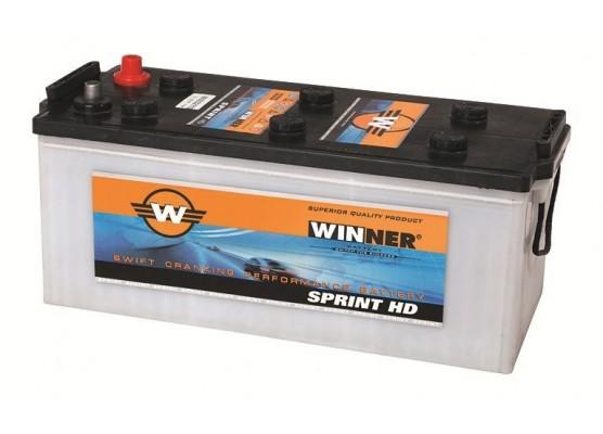 Μπαταρία ανοιχτού τύπου Winner Sprint HD 625 034 085 - 12V 125Ah - 850CCA(EN) εκκίνησης