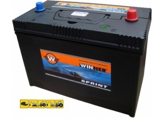 Μπαταρία κλειστού τύπου Sprint SMF 620 047 095 - 12V 120Ah - 950CCA εκκίνησης