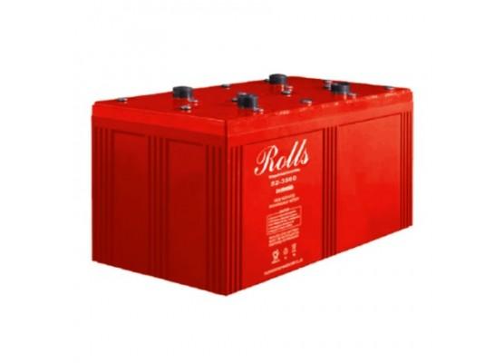 Μπαταρία Rolls Series AGM βαθιάς εκφόρτισης S2-3560AGM - 2V 3300Ah (C20)