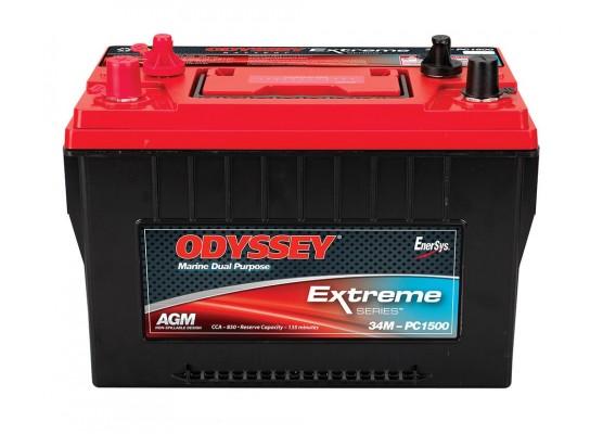 Μπαταρία Odyssey ODX-AGM34M ( 34M-PC1500 ) - 12V 68Ah - 850CCA