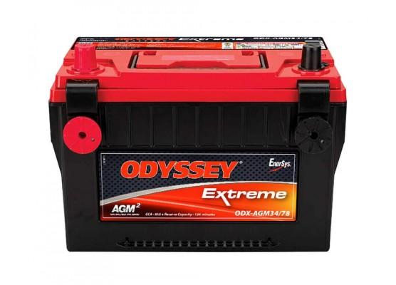 Μπαταρία Odyssey ODX-AGM34 78 ( 34/78-PC1500 ) - 12V 68Ah - 850CCA