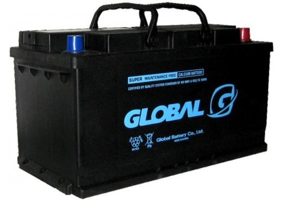 Μπαταρία φορτηγού GLOBAL SMF N200L - 12V 200Ah - 1280CCA(EN) εκκίνησης