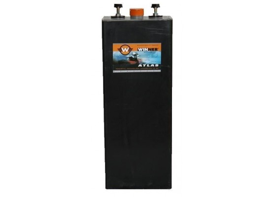Μπαταρία βιομηχανικού τύπου Winner Atlas 7 EPzS 875 - 2V 875Ah(C5)