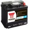Μπαταρία αυτοκινήτου YUASA MF ανοιχτού τύπου 65D23L - 12V 60Ah - 450CCA(EN) εκκίνησης