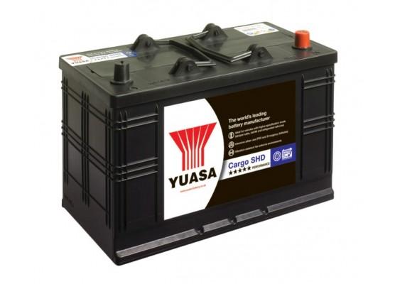 Μπαταρία αυτοκινήτου YUASA MF-DC βαθειάς εκφότρισης 62512 - 12V 125Ah - 720CCA(EN) εκκίνησης