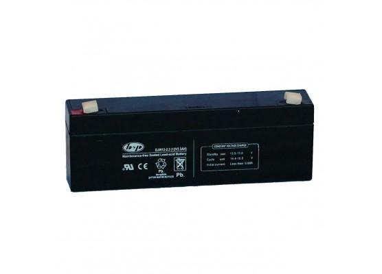 Μπαταρία B&P DJW 12-2.3 VRLA - AGM τεχνολογίας - 12V 2.3Ah (C20)