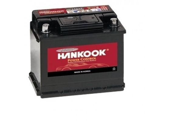 Μπαταρία αυτοκινήτου Hankook MF55054 - 12V 50Ah - 420CCA(EN) εκκίνησης