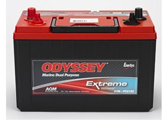 Μπαταρία Odyssey ODX-AGM31M ( 31M-PC2150 ) - 12V 100Ah - 1150CCA