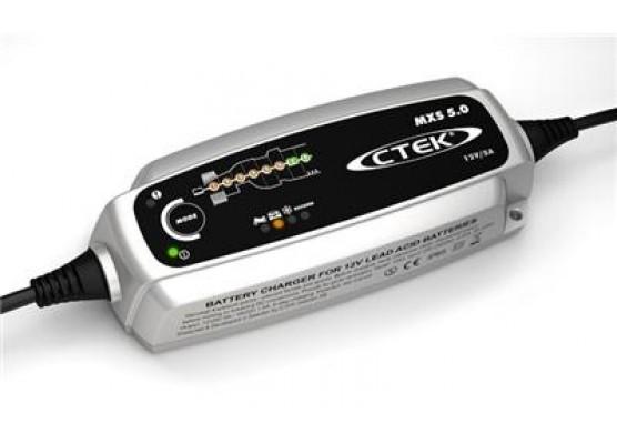 Φορτιστής - Συντηρητής CTEK MXS 5.0 (12V - 5.0A - 10W)