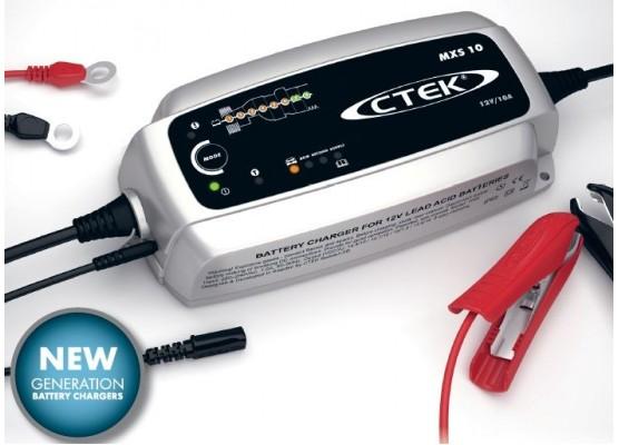 Φορτιστής - Συντηρητής CTEK MXS 10 (12V - 10A - 10W)