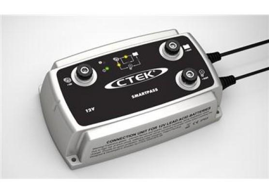 Φορτιστής - Συντηρητής CTEK SMARTPASS (12V - 80A - 10W)