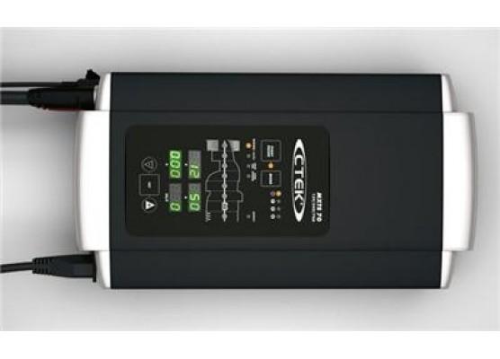 Φορτιστής - Συντηρητής CTEK MXTS 70 (12V - 70A - 10W)