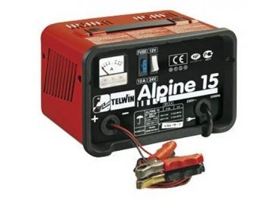Φορτιστής μπαταριών Telwin ALPINE 15 - 12V / 24V P.N. 807543