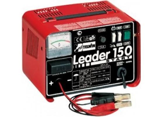 Φορτιστής - Εκκινητής Telwin LEADER 150 START P.N. 807549