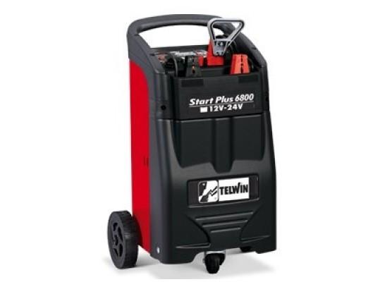Εκκινητής μπαταριών Telwin START PLUS 6800 - 12V / 24V P.N. 829559