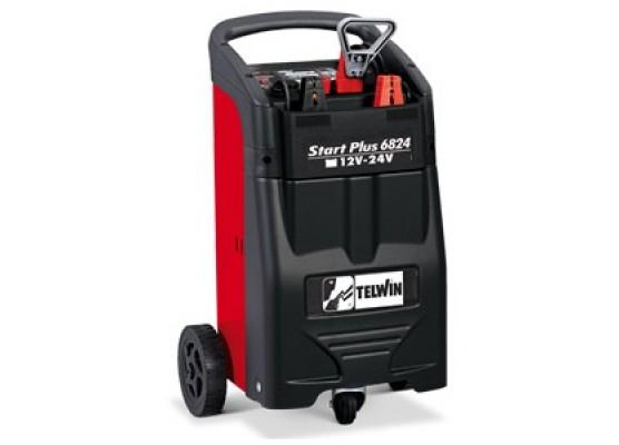 Εκκινητής μπαταριών Telwin START PLUS 6824 - 12V / 24V P.N. 829560
