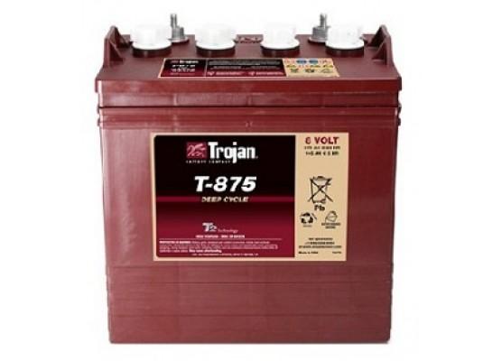 Μπαταρία Trojan Deep - Cycle Flooded βαθιάς εκφόρτισης T-875- 8V 170Ah (C20)