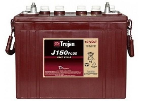 Μπαταρία Trojan Deep - Cycle Flooded βαθιάς εκφόρτισης J150 Plus - 12V 150Ah (C20)