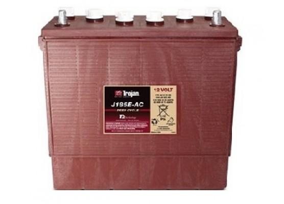 Μπαταρία Trojan AC SERIES βαθιάς εκφόρτισης J185E-AC -12V 175Ah (C20)