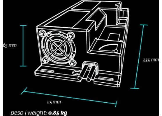Φορτιστής μπαταριών ZIVAN UBC 12- 18 Code.FMAG9E-010000Q