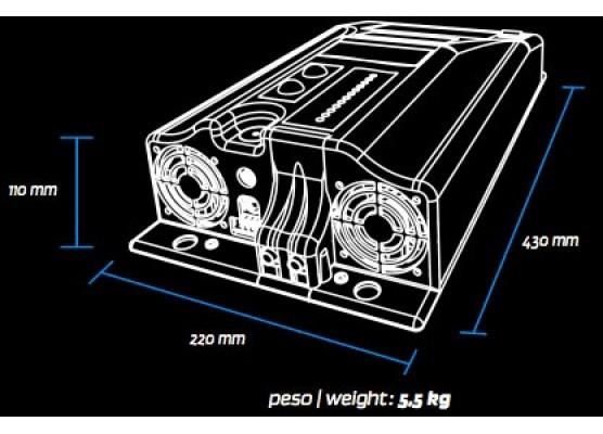Φορτιστής μπαταριών ZIVAN NG3 72 - 25 Code.F7HIMW-00020Q