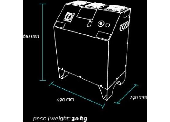 Φορτιστής μπαταριών ZIVAN NGTOP 80 - 150 Code.FLIZMW-00000Q