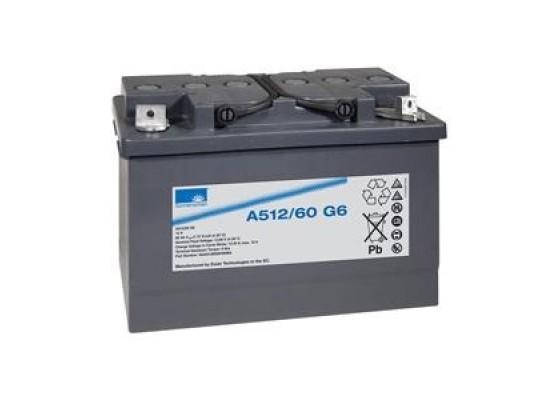 Μπαταρία Sonnenschein A512/60 G6 - GEL τεχνολογίας - 12V 60Ah