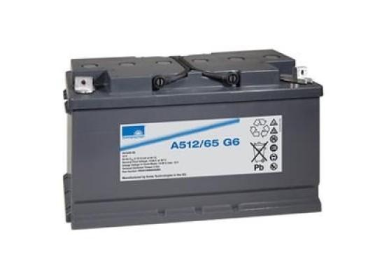 Μπαταρία Sonnenschein A512/65 G6 - GEL τεχνολογίας - 12V 65Ah